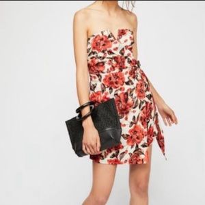 Free People Is Hot to Trot Mini Dress
